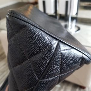 CHANEL Bags - Chanel  Medallion Caviar Quilted Tote
